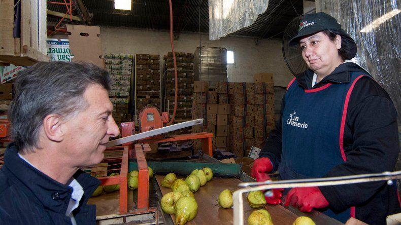 Las exportadoras ya no están a salvo de la crisis y reclaman diálogo con la Provincia y el presidente Macri.