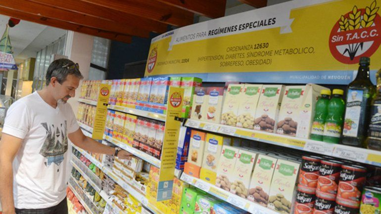 Los supermercados ampliaron su oferta