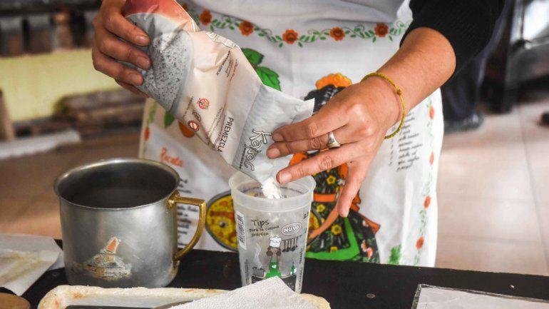 Los cursos de cocina ya casi no tienen adherentes.