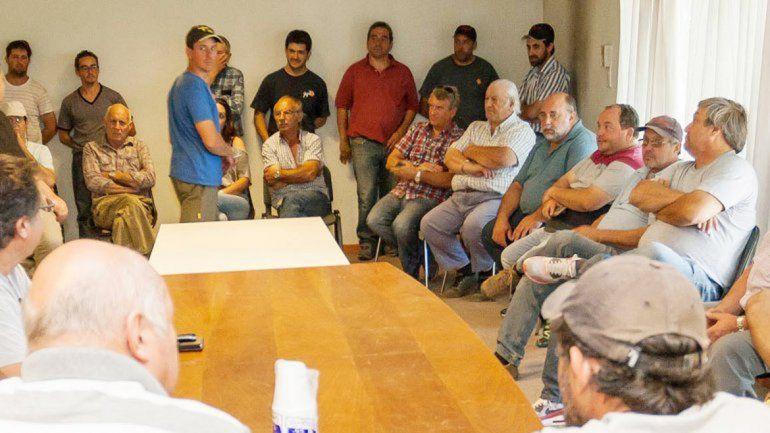 Los productores ya analizan la posibilidad de implementar medidas para atraer la atención del Gobierno.