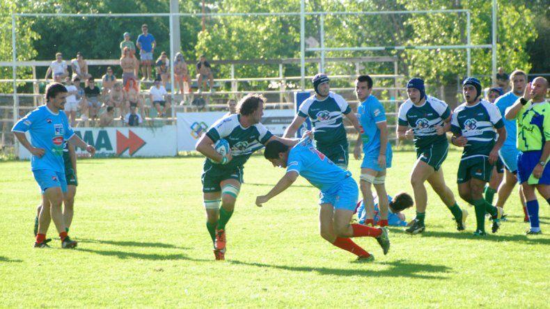 El Hormiguero fue escenario de un partido disputado de principio a fin.