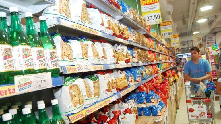 Quieren obligar a los supermercados a vender productos rionegrinos.