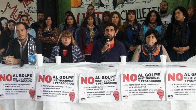 UnTER Cipolletti se movilizará el viernes 24 en la ciudad