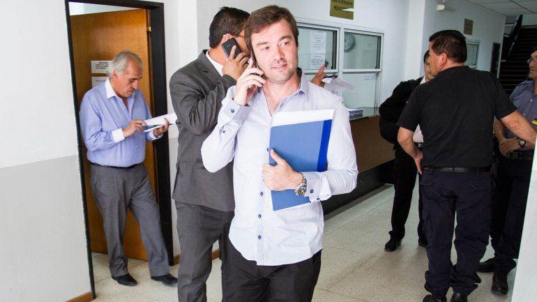 Lavín y Reggioni se vieron las caras en Tribunales la última semana.