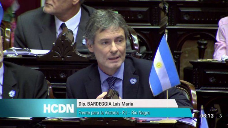 El diputado Bardeggia quiere conocer detalles sobre las tarifas.