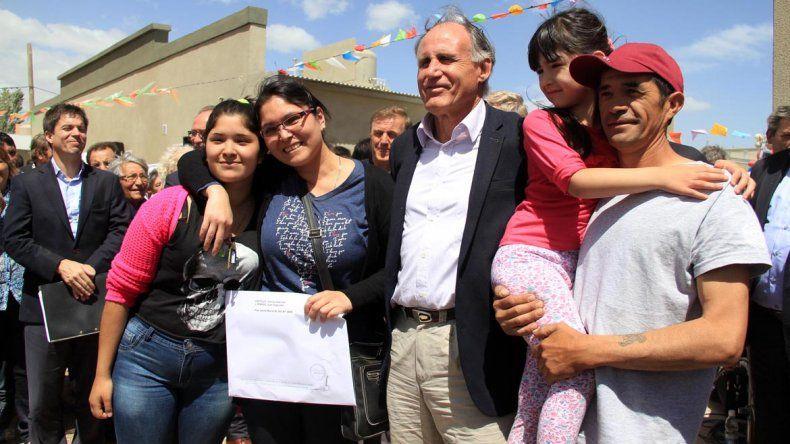 73 familias cipoleñas ya cuentan con casa propia