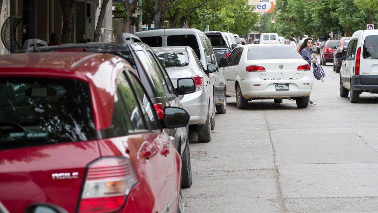 El estacionamiento local será el más caro del valle