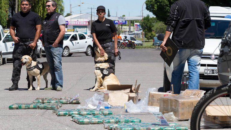 Hallan hojas de coca y creen que hay cocinas narco en el Alto Valle