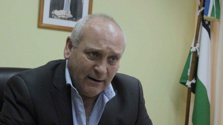 El ministro Zgaib destacó el acuerdo con la Universidad del Comahue.