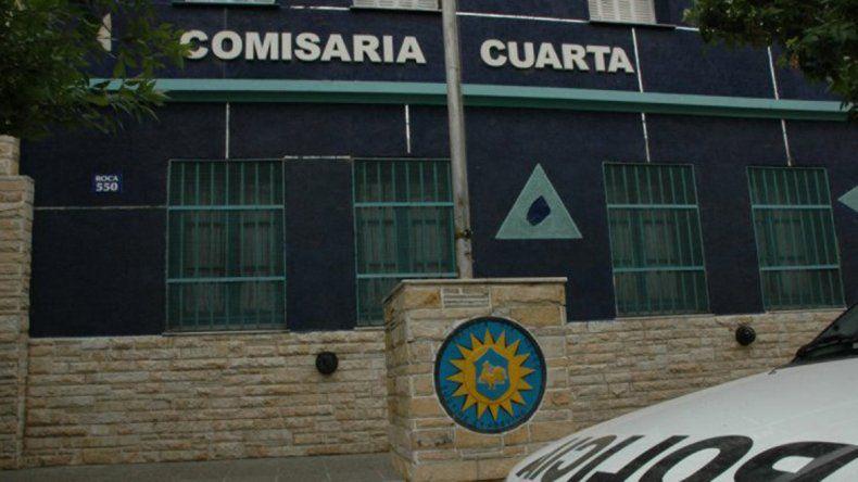 Los tres tucumanos permanecen detenidos en la Comisaría Cuarta.