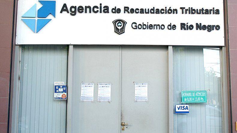 La recaudación tributaria en Río Negro superó este año la del 2015.