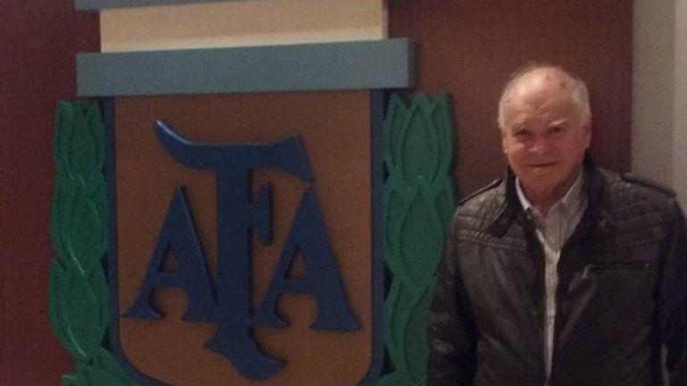 Carlos Rodríguez quiere ser presidente de la Liga Confluencia.
