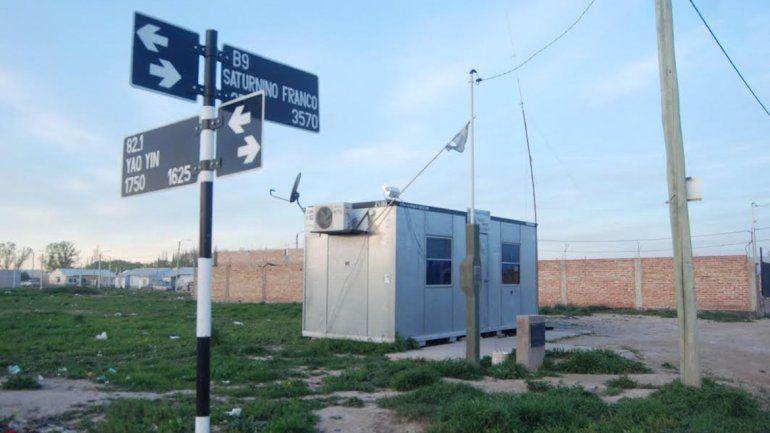 Los vecinos del Distrito Vecinal quieren un edificio para el destacamento policial