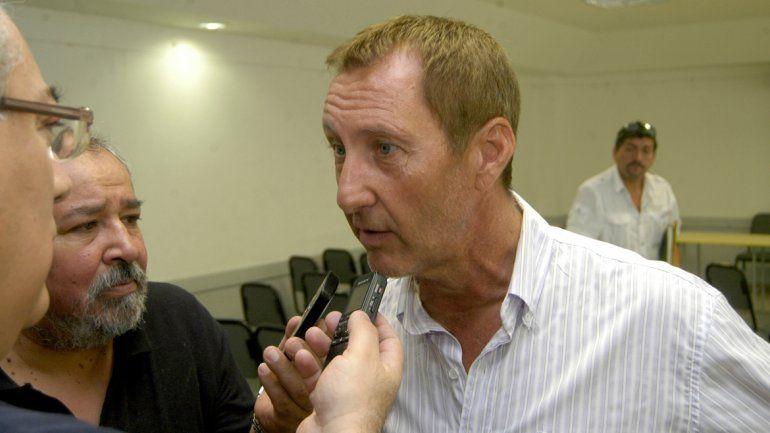 Moscardi criticó con dureza a la gestión municipal