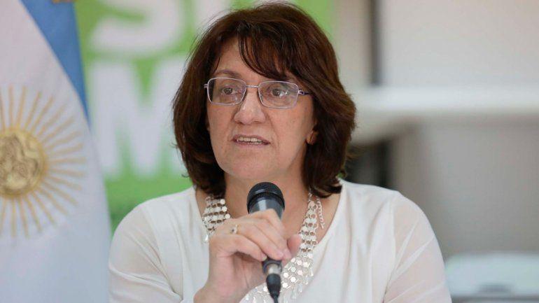 Mónica Silva finalmente no extendió el ciclo lectivo como había anunciado.
