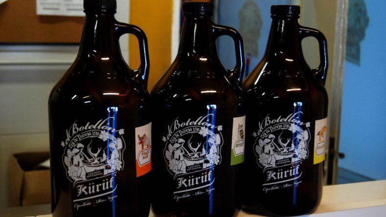 Los descuentos con la tarjeta 365 en la cervecería Kürüf corren todos los días.