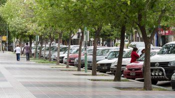 El Municipio extendería el sistema que ya rige en la plaza, pero marcha atrás.