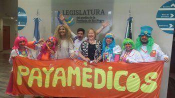 salud incluira a los payamedicos como terapias complementarias