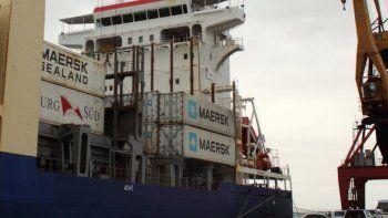 En San Antonio temen que la medida afecte el funcionamiento del puerto.