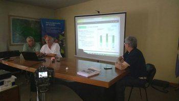 Presentación del proyecto de recuperación de la fruticultura.