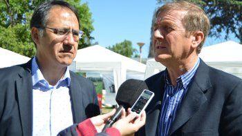 Wisky y Tortoriello se alinearon al presidente contra la reforma.