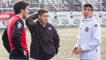 El delantero Hugo Prieto habló tras la derrota contra Villa Mitre. El allense sostuvo que fue el principal responsable de la caída.