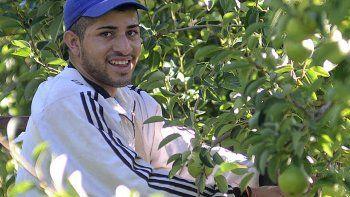 Cada vez más rurales llegan durante el verano para cosechar frutas.