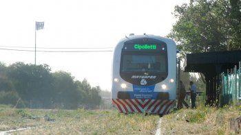 El servicio ferroviario de pasajeros se hizo extrañar, pero regresó.