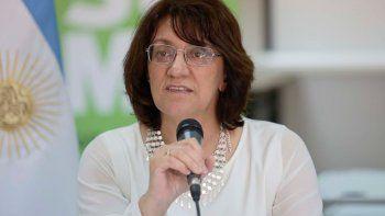 la ministra monica silva insiste en los beneficios  de la reforma