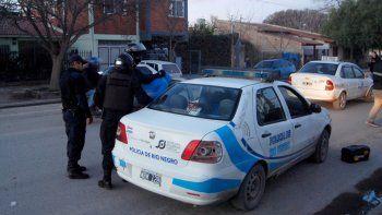La calle Arenales, en el barrio Villarino, es escenario habitual de robos y arrebatos a vecinos.