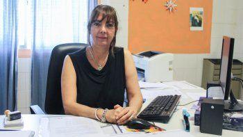 Marta Moreno, de Ruca Quimey, explicó que las conductas violentas se aprenden en el hogar.