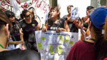 En Cipolletti, los reclamos de las mujeres están a la orden del día.