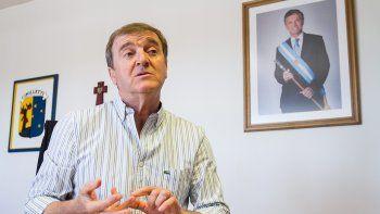 Tortoriello aseguró que ya planea su segundo mandato municipal