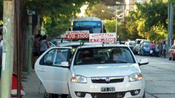 Los taxistas cipoleños esperan que esta semana aumente la tarifa.