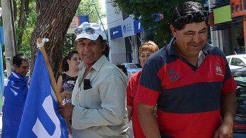 Durante la audiencia, hubo protestas en Chichinales y Chimpay.