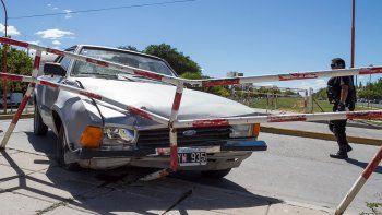 Accidentes insólitos en dos accesos a la zona urbana