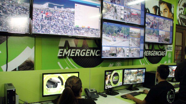 RN Emergencias brindó 24.000 respuestas mensuales a la comunidad durante el 2019