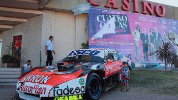 Presentan en Las Grutas la carrera del TC en Viedma