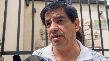 Renunció el legislador Rubén López acusado por abuso sexual