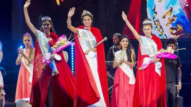 La Reina Nacional de la Manzana es la elección más popular de la región.