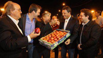 El acercamiento de Massa y Soria generó críticas desde el FPV