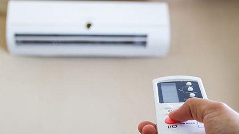 Por la ola de calor, piden uso racional de la energía en toda la ciudad