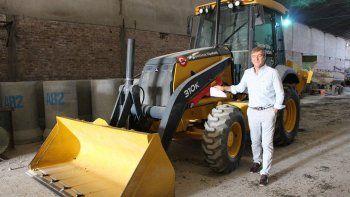 Invierten más de $20 millones para renovar la maquinaria municipal