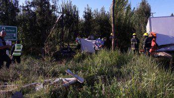 Un muerto en trágico accidente en Guerrico