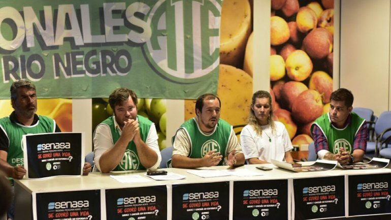 ATE le pidió a Agricultura que defienda la actividad del Senasa