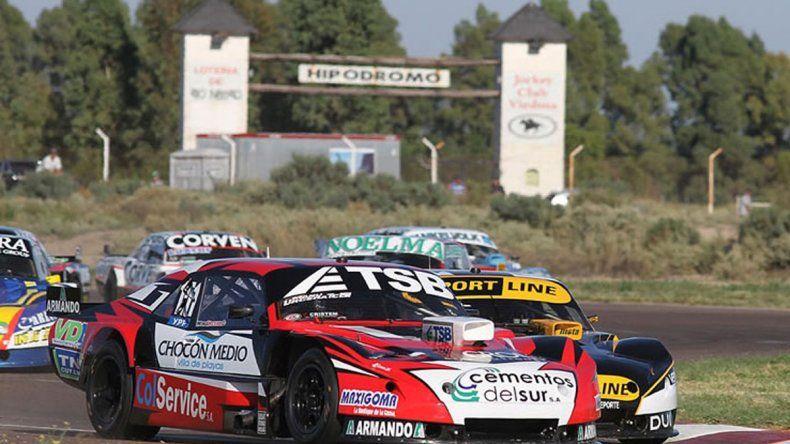 Manuel Urcera tiene muchas expectativas para la primera fecha del campeonato del TC en Viedma.