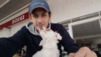 mira el emotivo video del reencuentro entre una perra que habia sido robada y su dueno