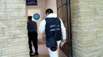El cuerpo sin vida del preso fue hallado en una de las celdas de la Cuarta.