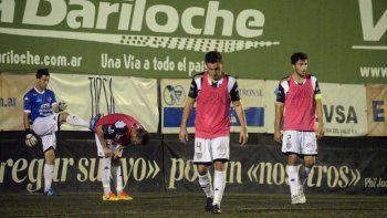 Un Albinegro sin luces perdió 2 a 1 contra Belgrano