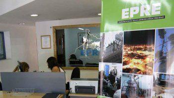 En el EPRE estiman que una de las causas de la concentración de denuncias es el funcionamiento de su sede central en Cipolletti.